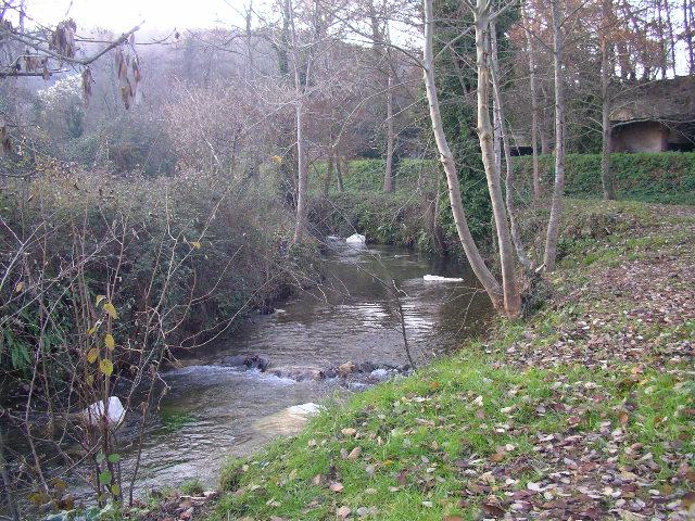 Aménagements sur la rivière
