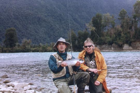Chili 2000, rio Puelo