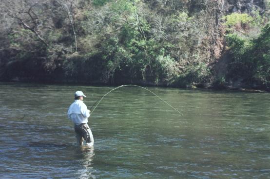 Argentine 2002, rio Juramento