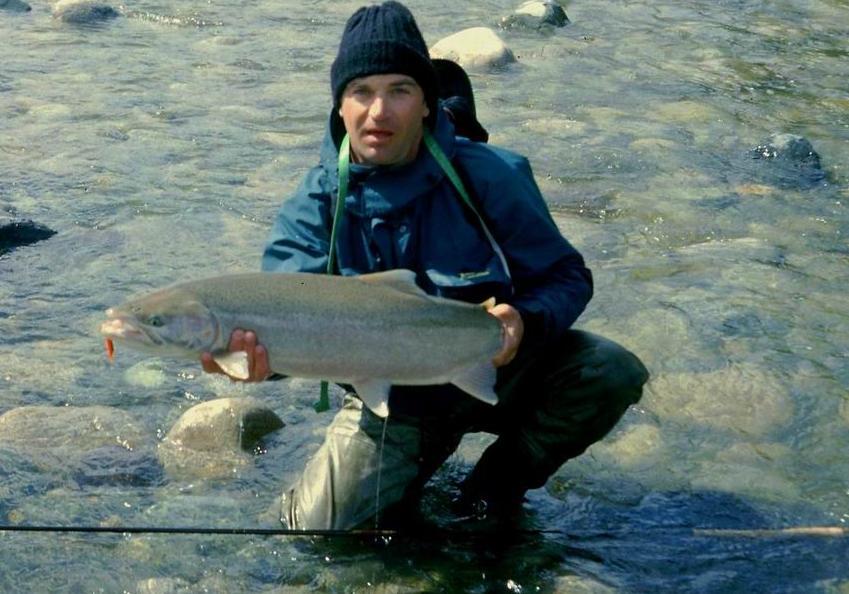 Colombie Britannique 1999, rivière Kitimat